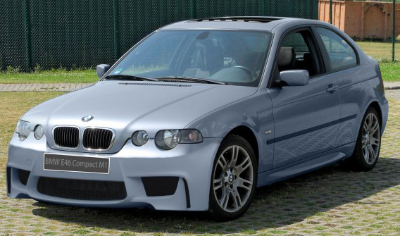 BMW 318 ti Pack M Sport